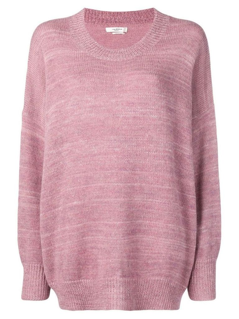 Isabel Marant Étoile relaxed fit jumper - Pink