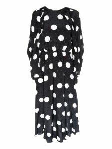 Msgm Polka Dot Dress