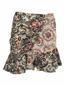 Im Etoile Isabel Marant étoile Loz Mini Skirt