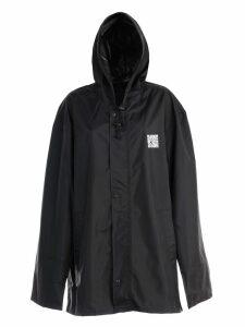 VETEMENTS Drawstrings Raincoat