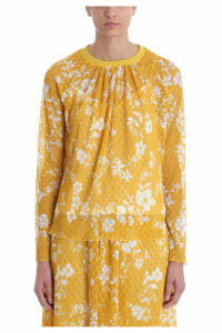 See by Chloé Lace Layered Sweater