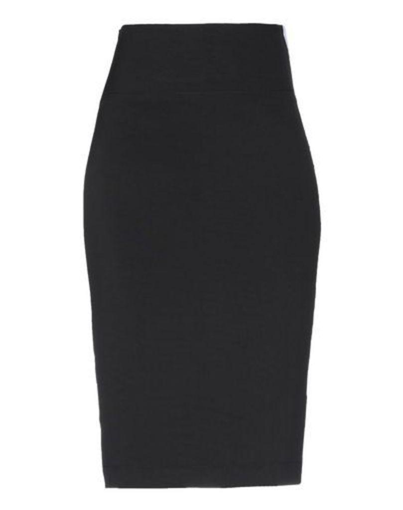 CARLA G. SKIRTS Knee length skirts Women on YOOX.COM