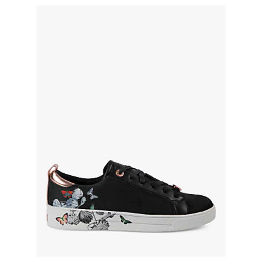 Ted Baker Orosa Lace Up Trainers, Black