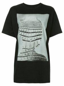 Strateas Carlucci Carbon Crochead T-shirt - Black