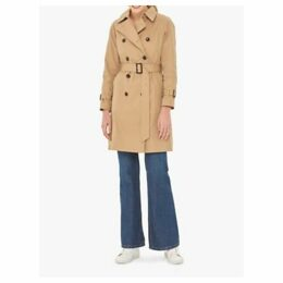 Gerard Darel Luiz Trench Coat, Brown
