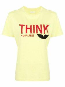 Isabel Marant Étoile Think T-shirt - Yellow