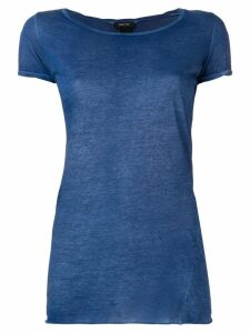 Avant Toi basic T-shirt - Blue