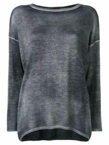 Avant Toi basic jersey - Grey