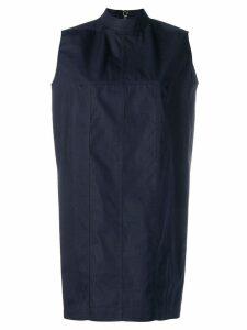 Rick Owens DRKSHDW long tunic - Blue