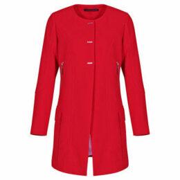 Mado Et Les Autres  3/4 coat  women's Coat in Red