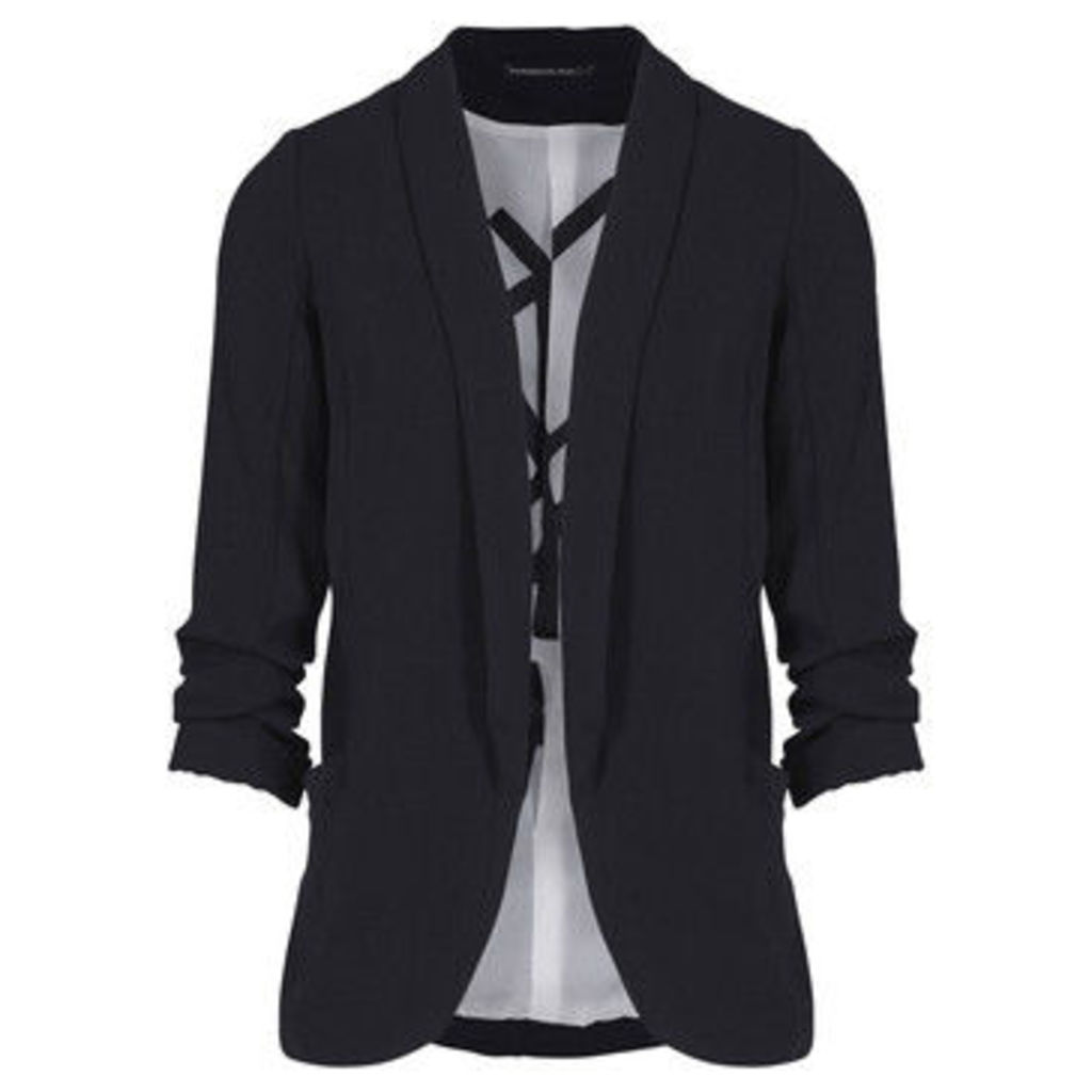 Mado Et Les Autres  Blazer jacket  women's Jacket in Black