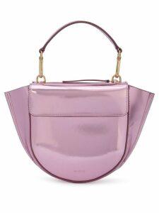 Wandler Hortensia mini bag - Metallic