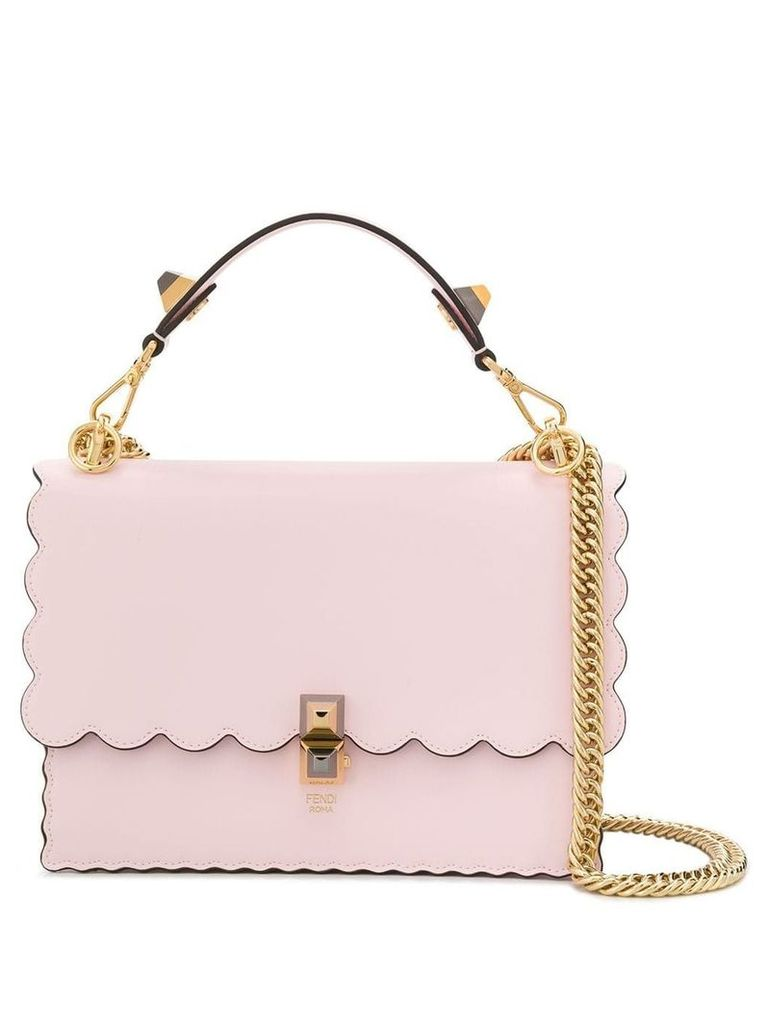 Fendi Kan I shoulder bag - Pink