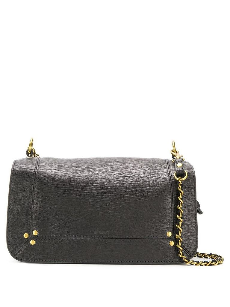 Jérôme Dreyfuss Bobichn shoulder bag - Black