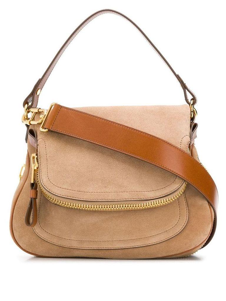 Tom Ford Jennifer shoulder bag - Neutrals