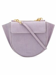 Wandler mini corduroy bag - Purple