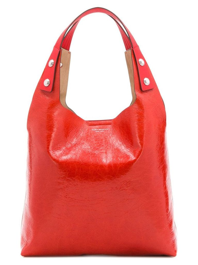 Tory Burch shopping tote bag - Orange