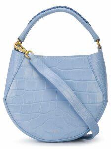 Wandler Corsa mini tote bag - Blue