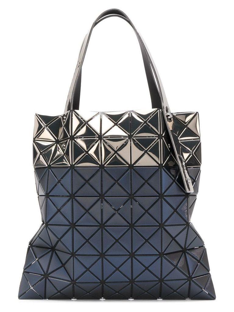 Bao Bao Issey Miyake mini metallic Prism tote - Black