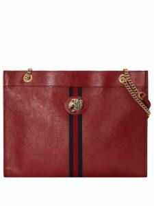 Gucci Rajah large tote - Red