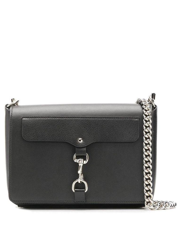 Rebecca Minkoff chain-strap crossbody bag - Black