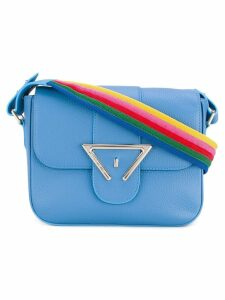 Sara Battaglia Lucy cross-body bag - Blue