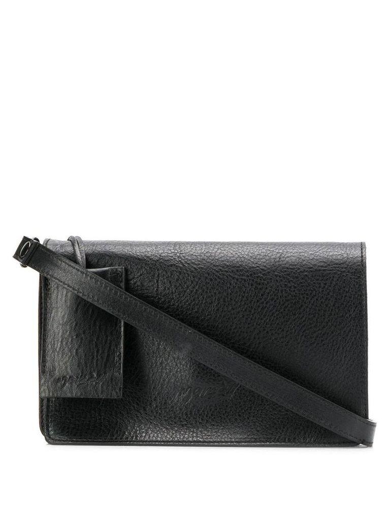 Marsèll Millesoffio cross body bag - Black