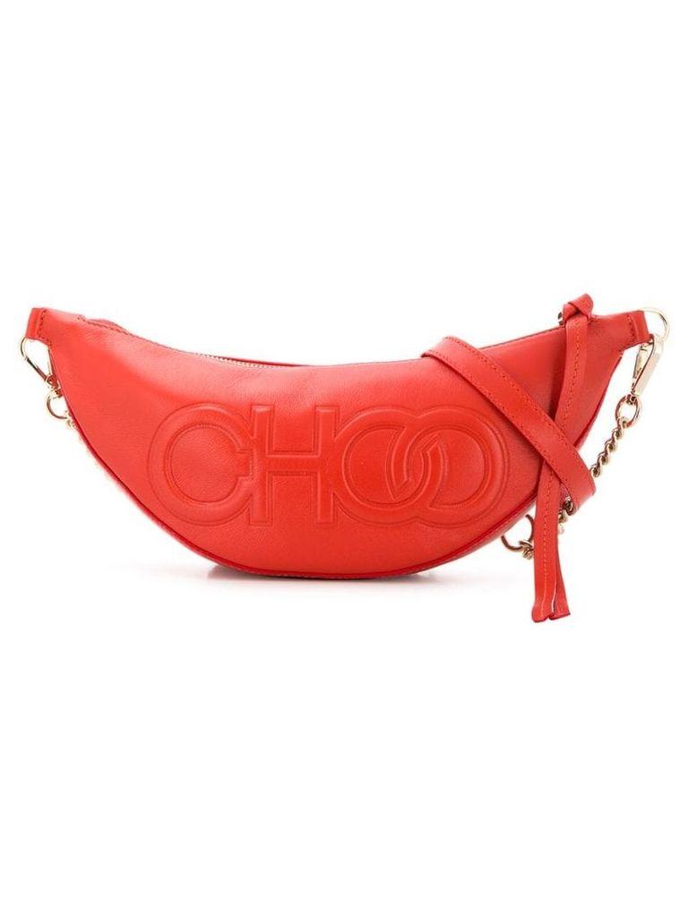 Jimmy Choo Faye belt bag - Orange