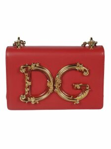 Dolce & Gabbana Baroque Dg Shoulder Bag