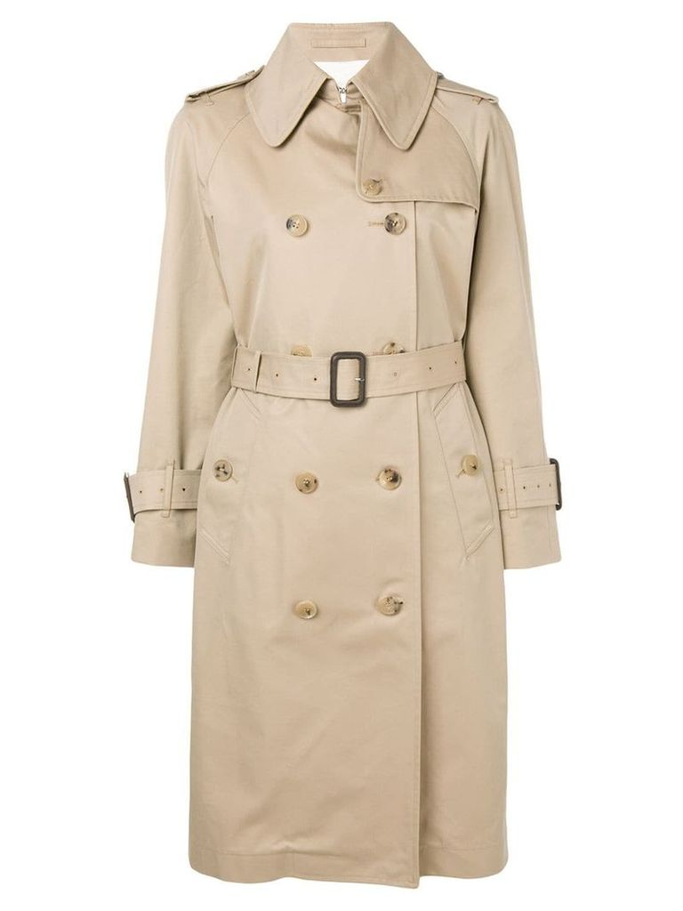 Mackintosh belted trench - Neutrals