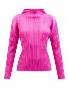 Dolce & Gabbana - Welcome Iguana Effect Leather Bag - Womens - Red