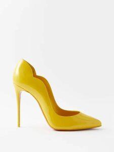 Alexander Mcqueen - Scuba Wool Blend Military Style Coat - Womens - Black