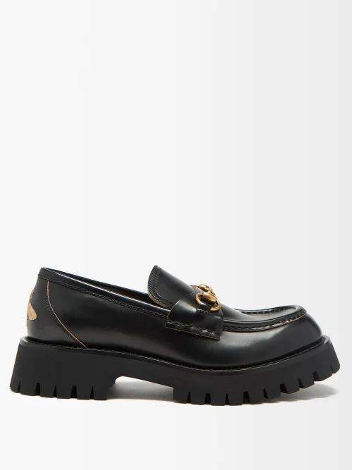 La Prestic Ouiston - Sagan Polka Dot Silk Pleated Midi Skirt - Womens - Blue Multi