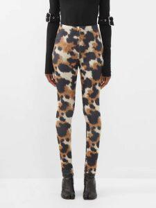 Phipps - Pistol Shrimp Print Cotton Jersey T Shirt - Womens - White Multi