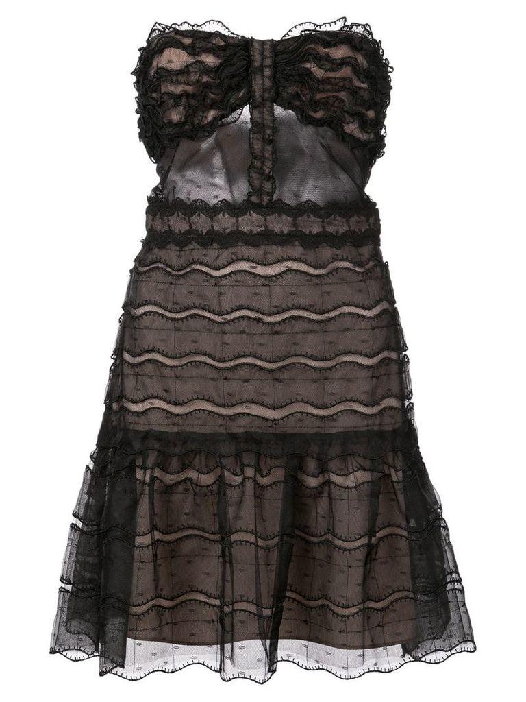 Alexis Adlai mini dress - Black