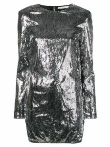 Amen sequinned mini dress - Silver