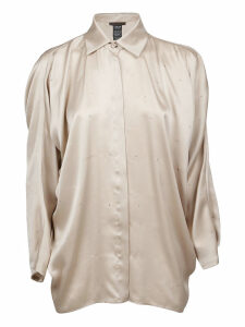 Max Mara Oversize Buttoned Top