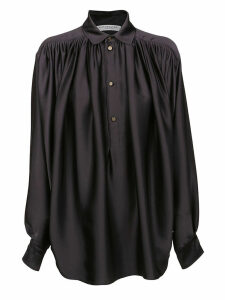 Philosophy di Lorenzo Serafini Oversized Draped Shirt