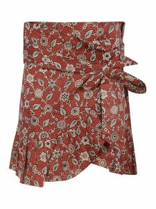 Isabel Marant Floral Mini Skirt