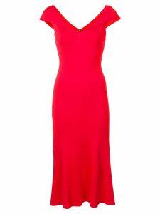Alice+Olivia Cecilia dress - Red