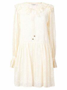 Philosophy Di Lorenzo Serafini boho lace dress - Neutrals