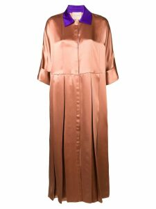 Roksanda Lucinda dress - Brown