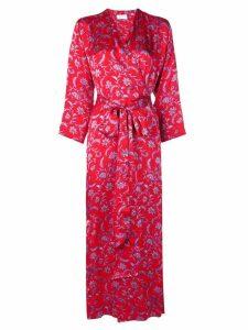 Seren Mo Mo dress - Red