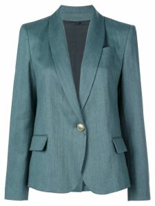 Brunello Cucinelli slim-fit blazer - Green