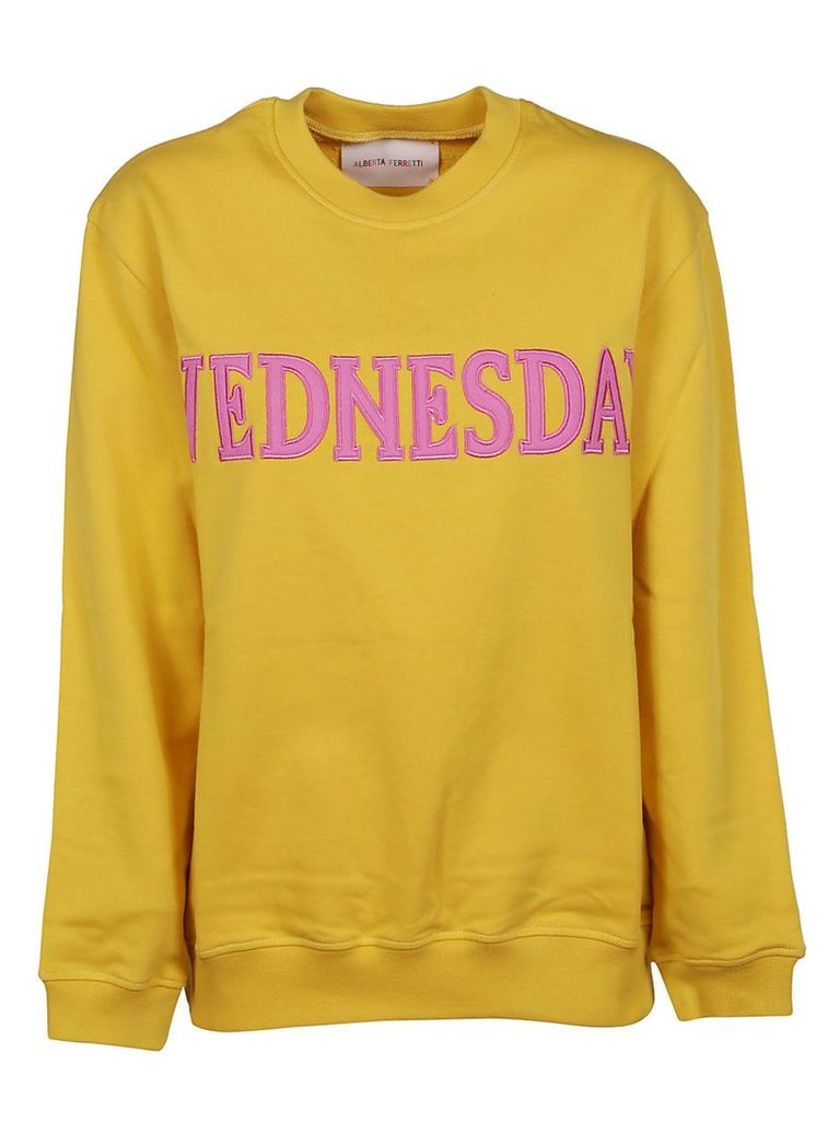 Alberta Ferretti Wednesday Sweatshirt
