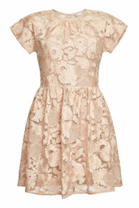 RED Valentino Lace Mini Dress