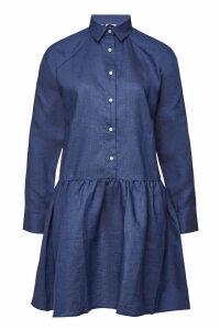 SWIM WITH MI Mamma Mia Linen Dress
