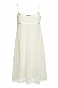 Marc Jacobs Lace Dress with Cotton