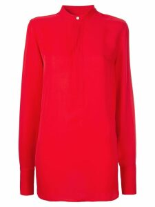 Polo Ralph Lauren collarless blouse - Red