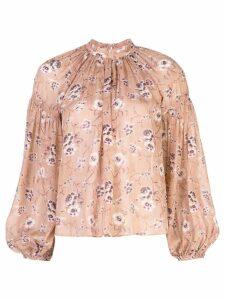 Ulla Johnson Arnoux blouse - Pink